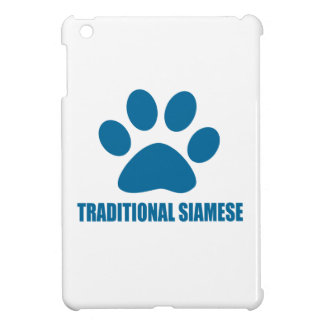 TRADITIONAL SIAMESE CAT DESIGNS CASE FOR THE iPad MINI