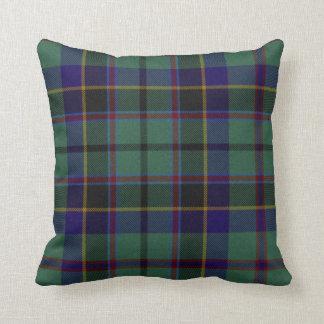 Traditional Stepehson Tartan Plaid Pillow
