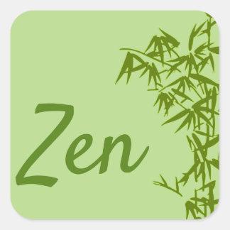 Traditional Sticker Zen