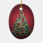 Traditional Tree Christmas Ornament