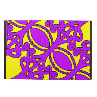 Traditional tribal patterns New Zealand iPad Air Case