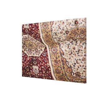 Traditional Turkish Carpets Canvas Print