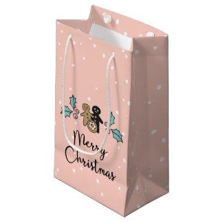 Traditions of Christmas | Homemade Food Gifts Small Gift Bag