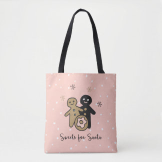Traditions of Christmas | Sweets for Santa Tote Bag