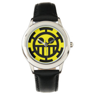 Trafagar Law Clock Watch