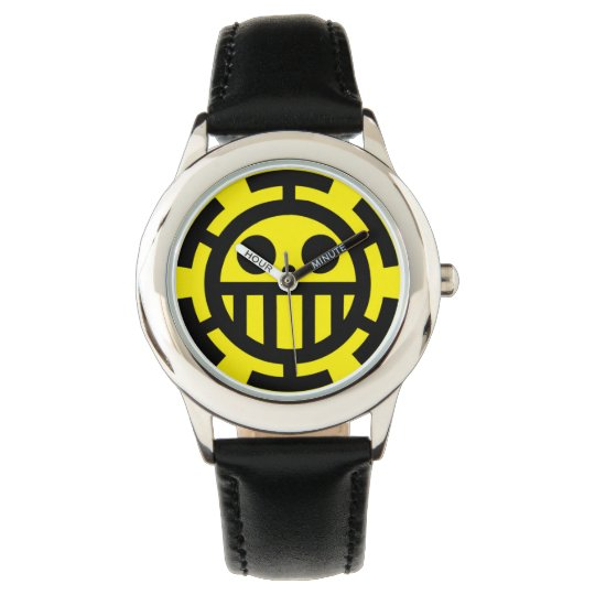 Trafagar Law Clock Wrist Watches