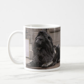 Trafalgar Square Lion Coffee Mug