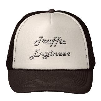 Traffic Engineer Classic Job Design Trucker Hat