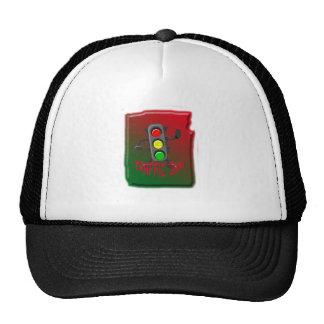 Traffic jam hat