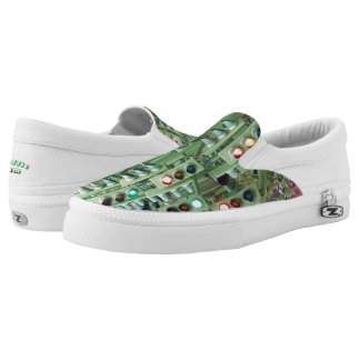 Traffic jam Slip-On sneakers