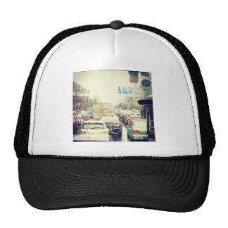 Traffic Jam Trucker Hat