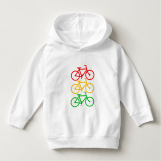 Traffic Light Bikes Hoodie