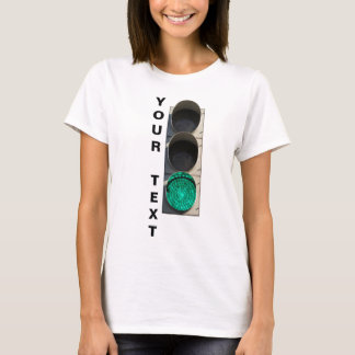 Traffic Light - Green T-Shirt