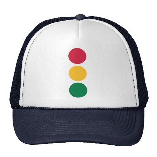 Traffic Light Trucker Hats