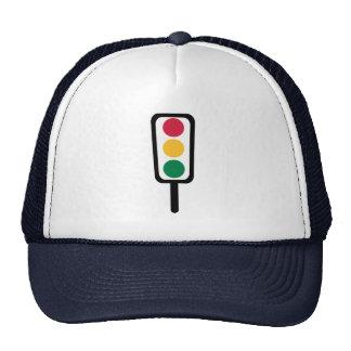 Traffic light hats