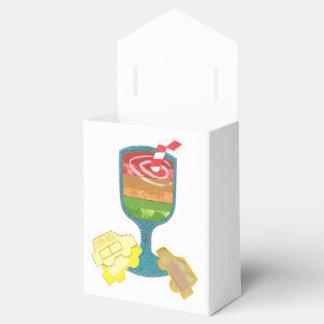 Traffic Light Milkshake Gift Bag Wedding Favor Box