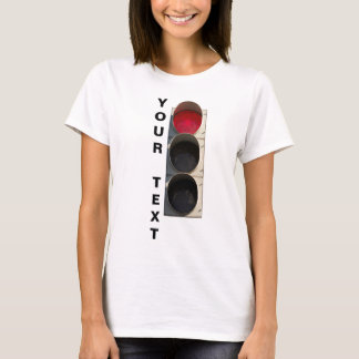 Traffic Light - Red T-Shirt