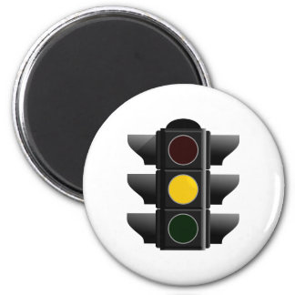 Traffic light traffic light yellow yellow magnet