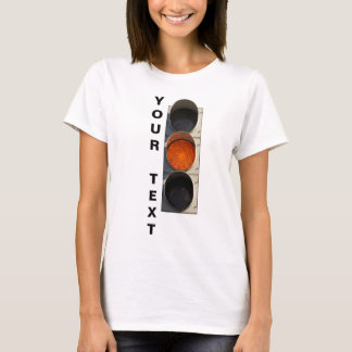 Traffic Light - Yellow T-Shirt