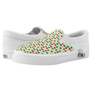 Traffic lights Slip-On sneakers