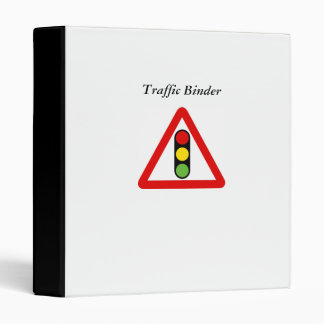 Traffic Lights, Traffic Binder