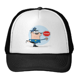Traffic Police Officer Hat