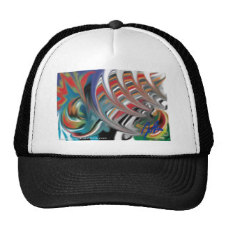 traffic trucker hats