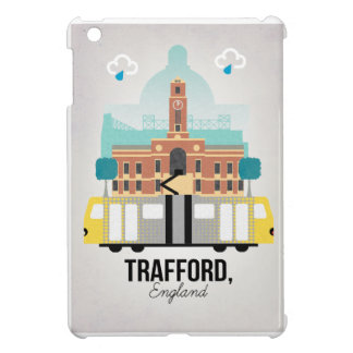 TRAFFORD, MANCHESTER iPad MINI COVER
