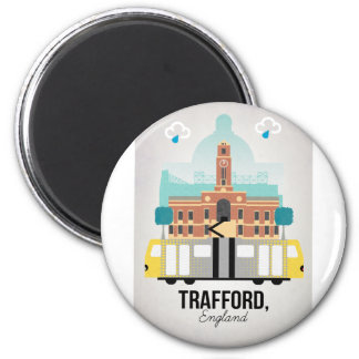 TRAFFORD, MANCHESTER MAGNET