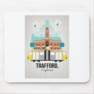 TRAFFORD, MANCHESTER MOUSE PAD