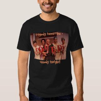 Tragedy Tomorrow t-shirt