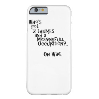 Tragicomical Iphone case