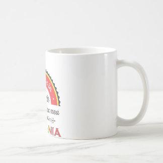 Traiesc in Belgia Coffee Mug
