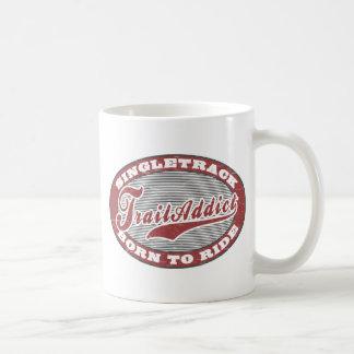 Trail Addict Coffee Mug