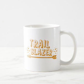 trail blazer coffee mug