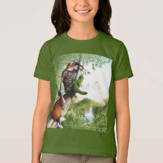 Trail Blazing Fox t-shirt