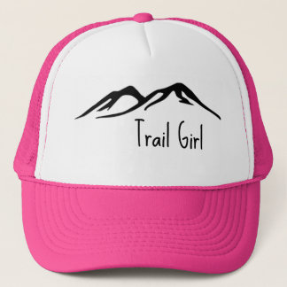 Trail Girl Trucker Hat