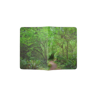 Trail in Redwood Forest Passport Holder