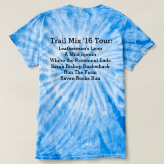 Trail Mix '16 Tour Shirt