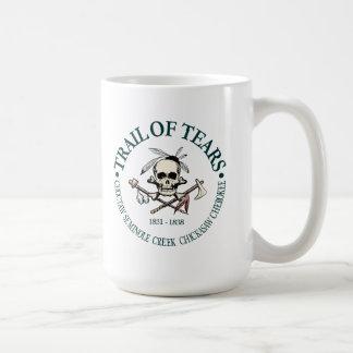 Trail of Tears Coffee Mug
