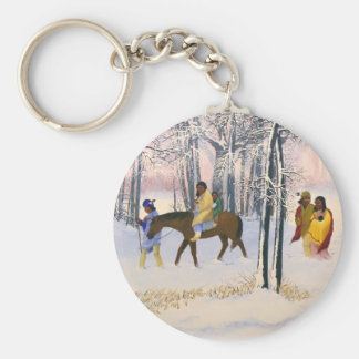 Trail of Tears Fine Art keychain