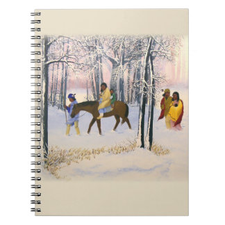 Trail of Tears Fine Art Notebook