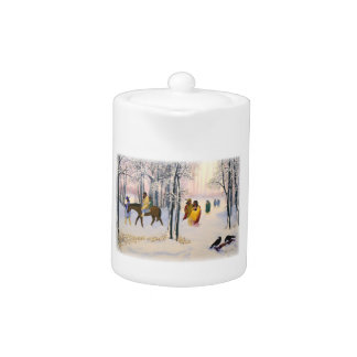 Trail of Tears Fine Art Tea Pot