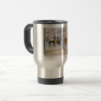 Trail of Tears Fine Art Travel Cup