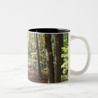 Trail of Tears Two-Tone Coffee Mug