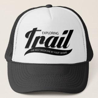Trail The Best Medicine Trucker Hat