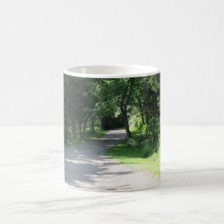 Trail through the Woods Coffee Mug