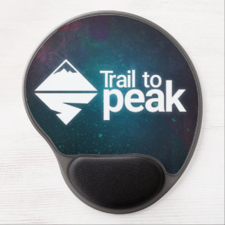 Trail to Peak Gel Mouse Pad
