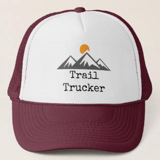 TRAIL TRUCKER 2.0 TRUCKER HAT