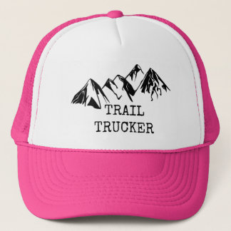 TRAIL TRUCKERS TRUCKER HAT